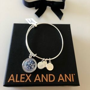 Alex And Ani aurora blaze bangle bracelet